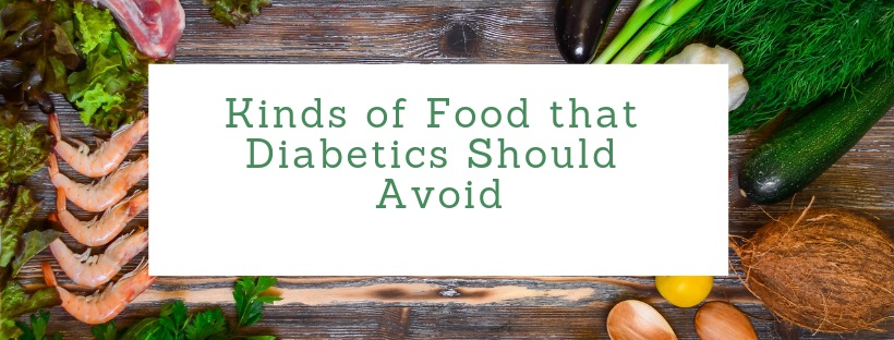 Kinds Of Food That Diabetics Should Avoid Biomedical News Health