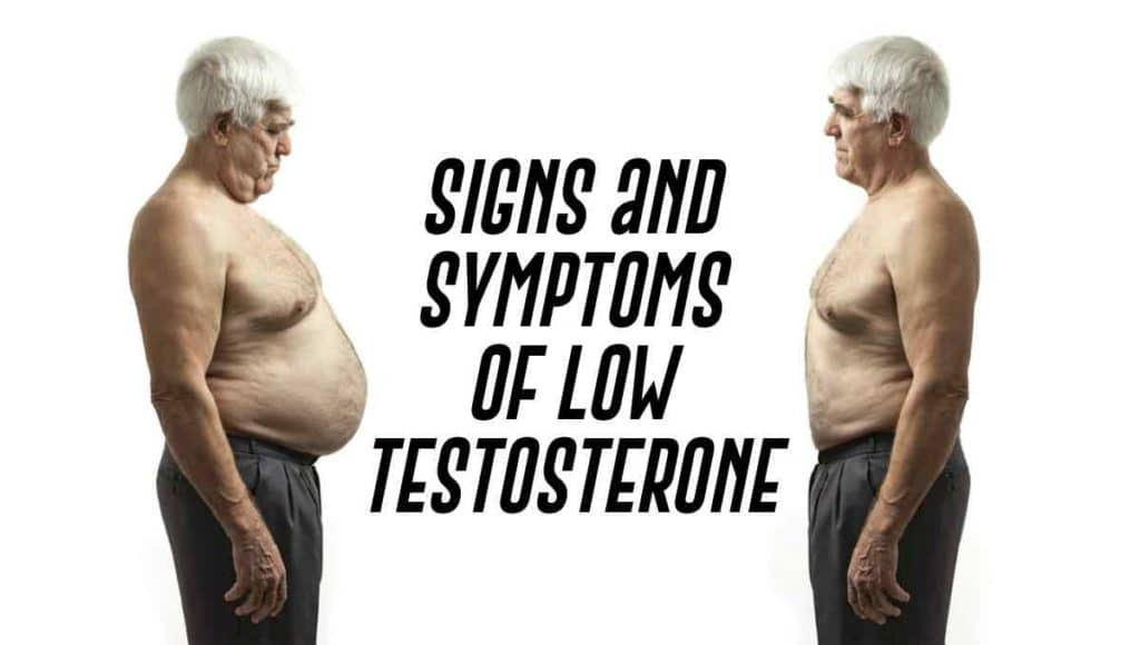 natural cures for low testosterone in men