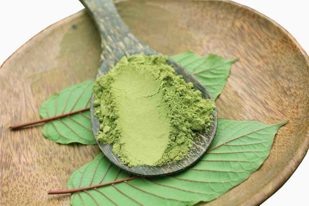 Picture of kratom paste