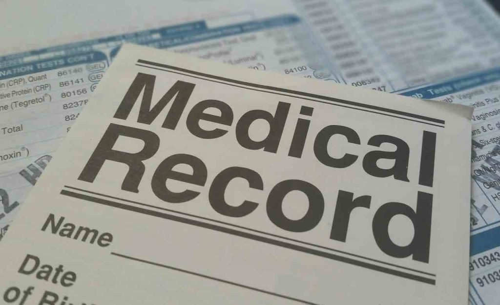 benefits of medical records data storage system